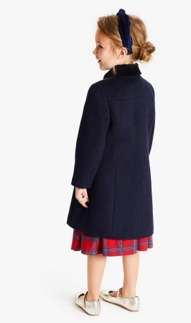 Palton fetiță