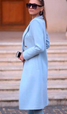 Palton de damă Euphoria